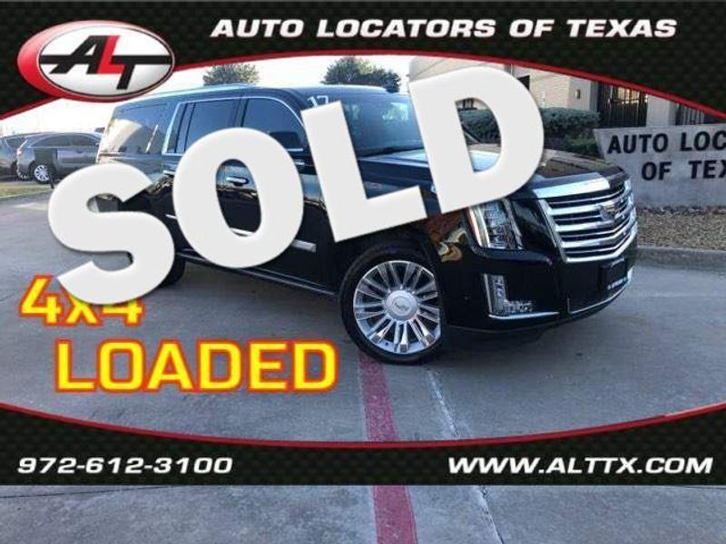 2017 Cadillac Escalade ESV Platinum | Plano, TX | Consign My Vehicle in Plano TX