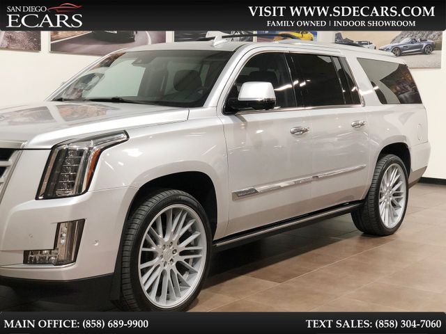 2017 Cadillac Escalade ESV Premium Luxury in San Diego, CA 92126