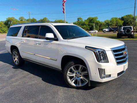 2017 Cadillac Escalade ESV ESV PREMIUM KONA LEATHER 22