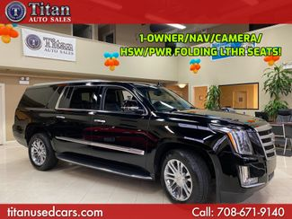 2017 Cadillac Escalade ESV Base in Worth, IL 60482