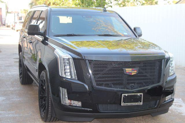 2017 Cadillac Escalade Platinum Houston, Texas 2