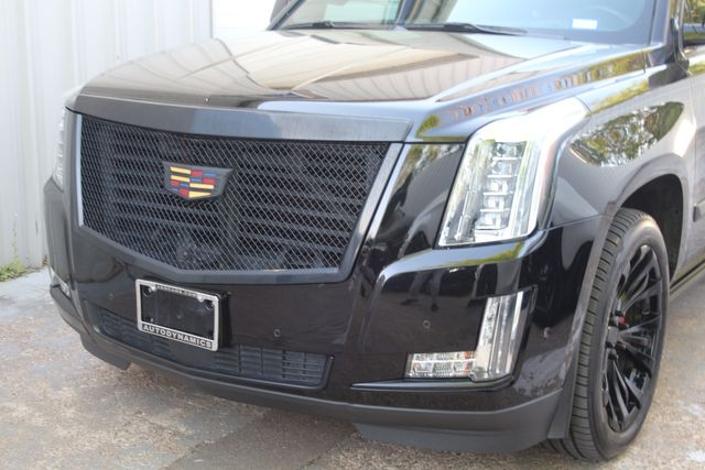 2017 Cadillac Escalade Platinum Houston, Texas 3