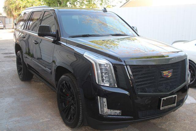 2017 Cadillac Escalade Platinum Houston, Texas 6