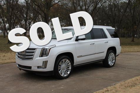 2017 Cadillac Escalade Platinum 4WD  in Marion, Arkansas