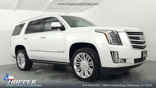 2017 Cadillac Escalade Platinum Edition in McKinney, Texas 75070