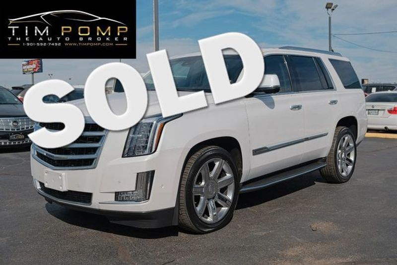 2017 Cadillac Escalade Luxury | Memphis, Tennessee | Tim Pomp - The Auto Broker in Memphis Tennessee
