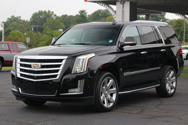 "2017 Cadillac Escalade Luxury 4WD - NAV - REAR DVD - SUNROOF - 22"" WHEELS Mooresville , NC 24"