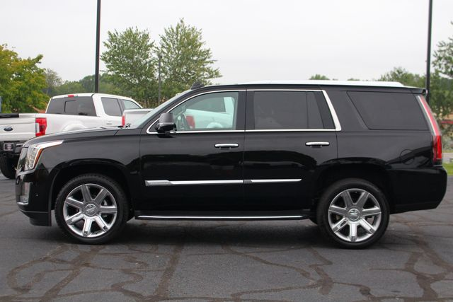 "2017 Cadillac Escalade Luxury 4WD - NAV - REAR DVD - SUNROOF - 22"" WHEELS Mooresville , NC 18"