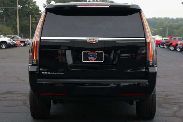 "2017 Cadillac Escalade Luxury 4WD - NAV - REAR DVD - SUNROOF - 22"" WHEELS Mooresville , NC 20"