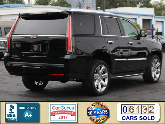 "2017 Cadillac Escalade Luxury 4WD - NAV - REAR DVD - SUNROOF - 22"" WHEELS Mooresville , NC 2"