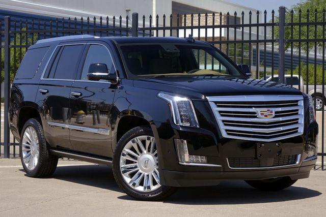 2017 Cadillac Escalade PLATINUM * 22's * DVD * WHAM BAM THANK YOU MA'AM