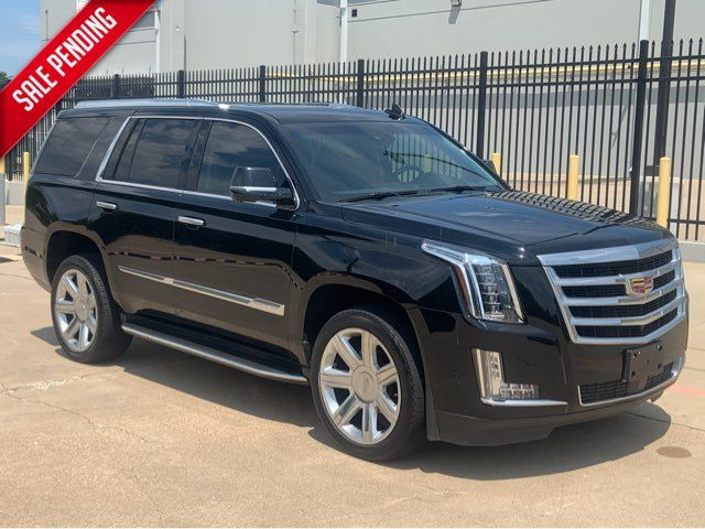 2017 Cadillac Escalade Premium * DVD * 22s * Quads * HEADS-UP * Roller *
