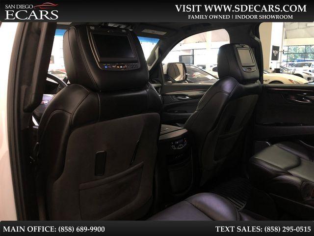 2017 Cadillac Escalade Platinum 4X4 in San Diego, CA 92126