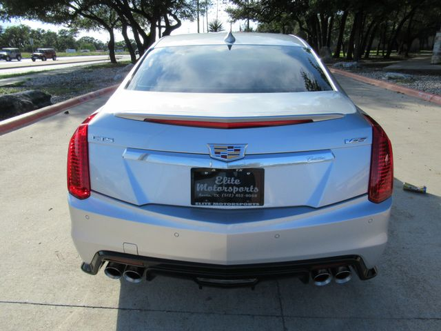 2017 Cadillac V-Series Austin , Texas 3