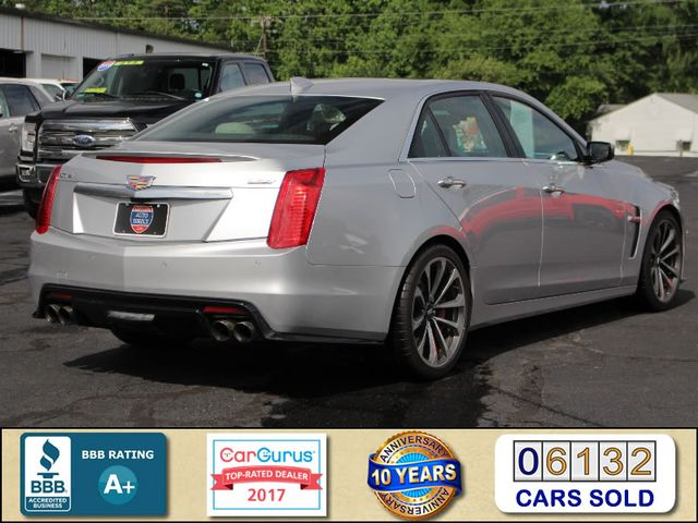 2017 Cadillac V-Series CTS-V RWD - LUXURY EDITION! $97,765 MSRP! Mooresville , NC 2