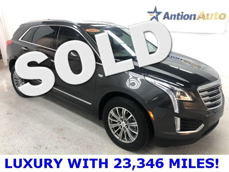 2017 Cadillac XT5 Luxury AWD | Bountiful, UT | Antion Auto in Bountiful UT