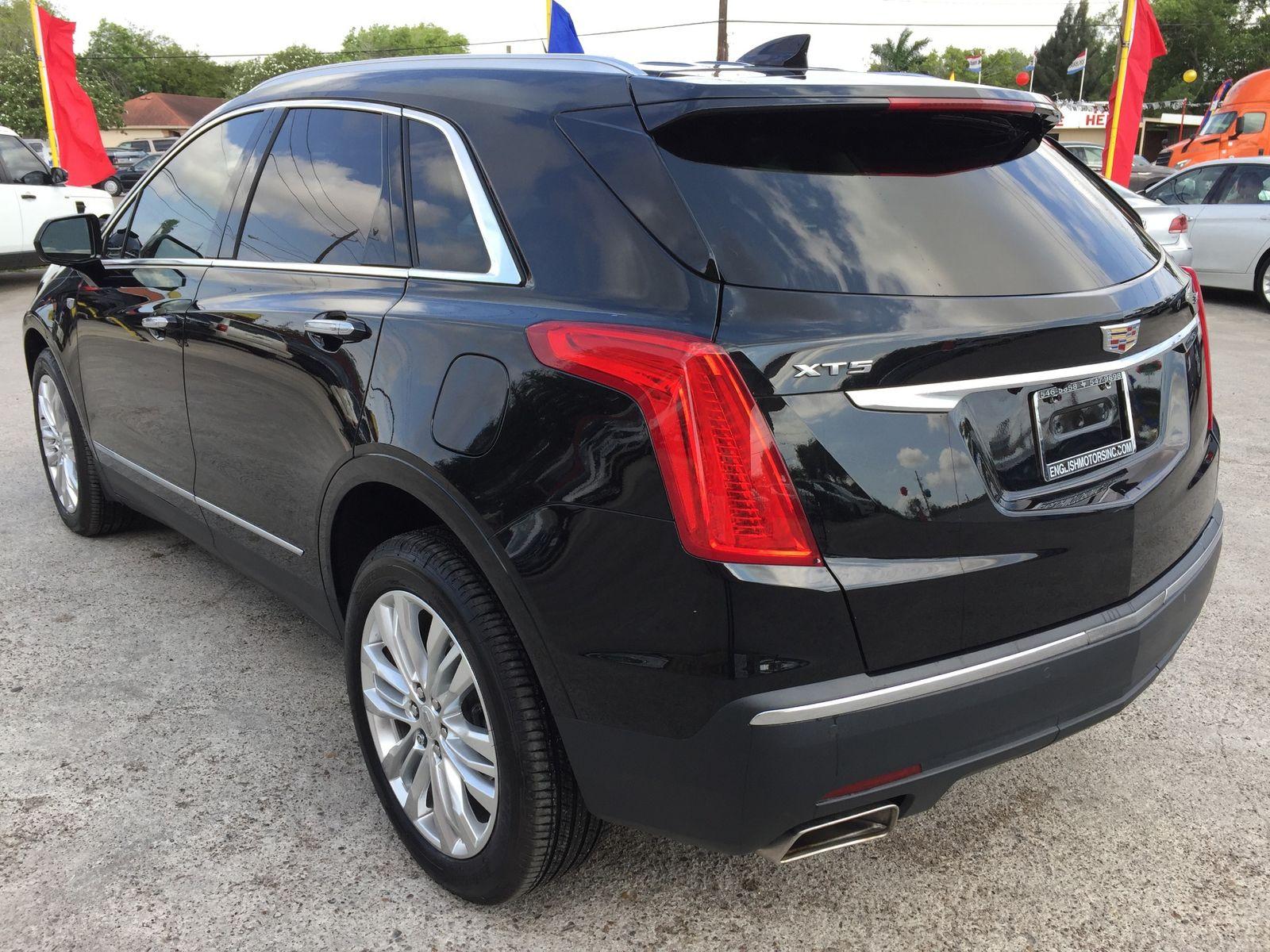 2017 Cadillac Xt5 Premium Luxury Fwd Brownsville Tx English Motors In