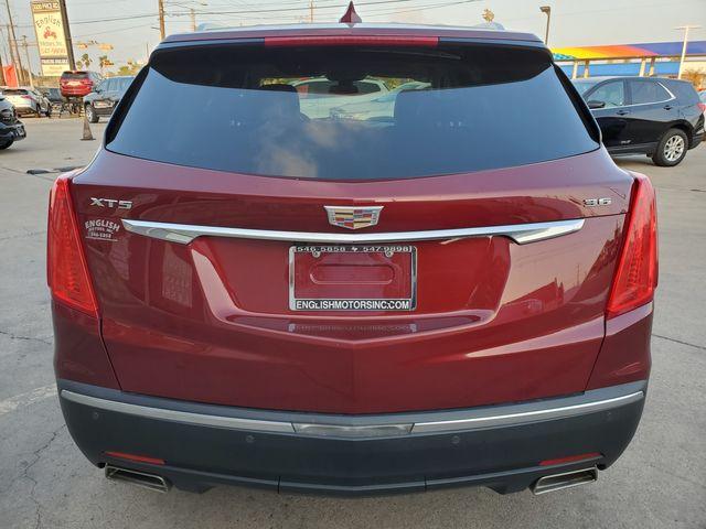 2017 Cadillac XT5 Luxury FWD in Brownsville, TX 78521