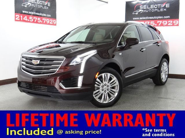 2017 Cadillac XT5 Premium Luxury AWD, NAV, HEATED/COOLED FRONT SEATS