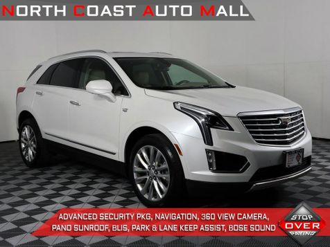 2017 Cadillac XT5 Platinum AWD in Cleveland, Ohio