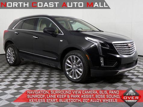 2017 Cadillac XT5 Platinum AWD in Cleveland, Ohio