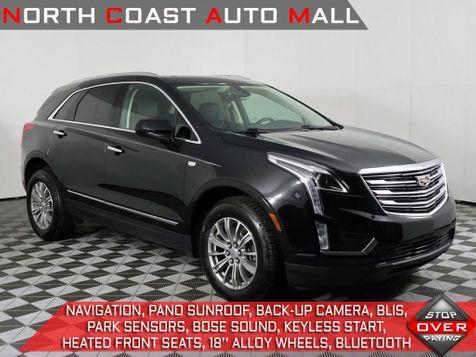 2017 Cadillac XT5 Luxury AWD in Cleveland, Ohio