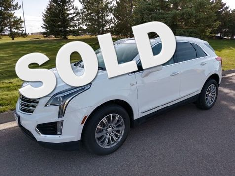 2017 Cadillac XT5 Luxury AWD in Great Falls, MT