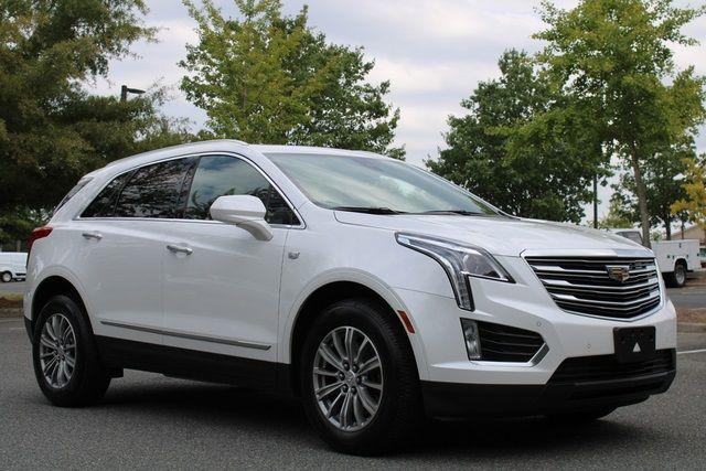 2017 Cadillac XT5 Luxury FWD
