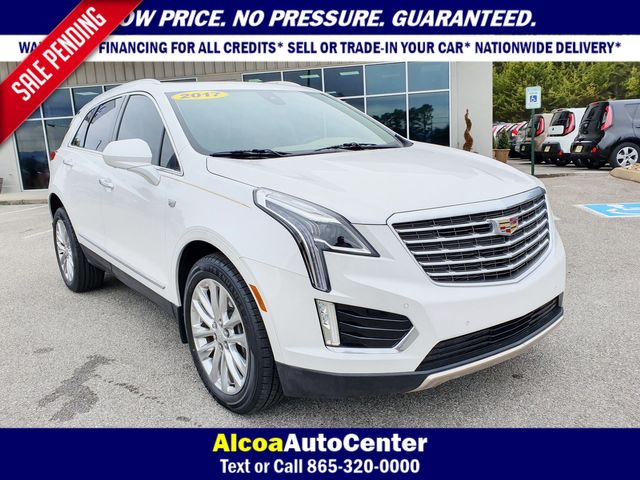2017 Cadillac XT5 Platinum AWD w/Automated Parking