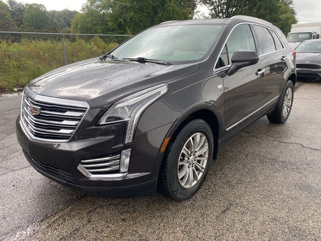 2017 Cadillac XT5 Luxury FWD Madison, NC 5