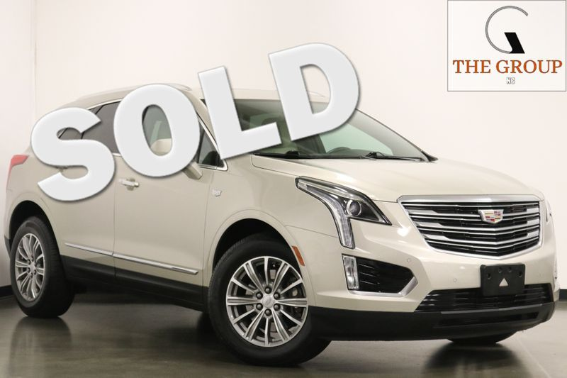 2017 Cadillac XT5 Luxury AWD  city NC  The Group NC  in Mansfield, NC