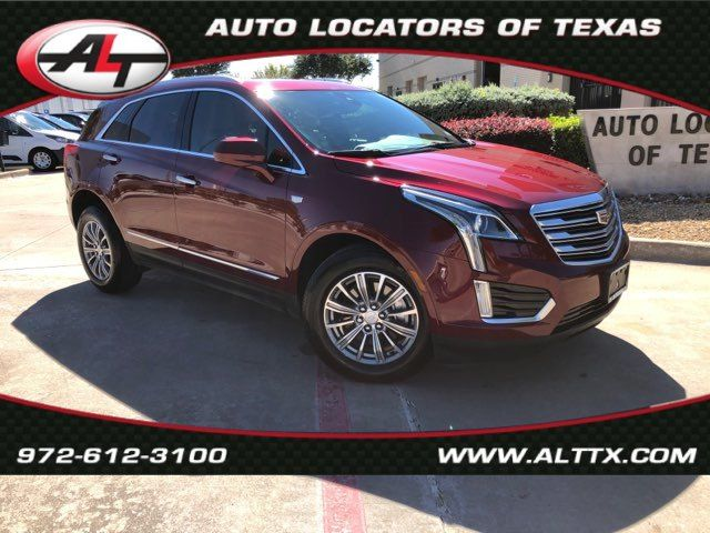 2017 Cadillac XT5 Luxury FWD in Plano, TX 75093