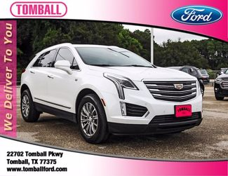 2017 Cadillac XT5 Luxury FWD in Tomball, TX 77375