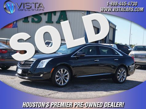 2017 Cadillac XTS Professional Livery Package in Houston, Texas