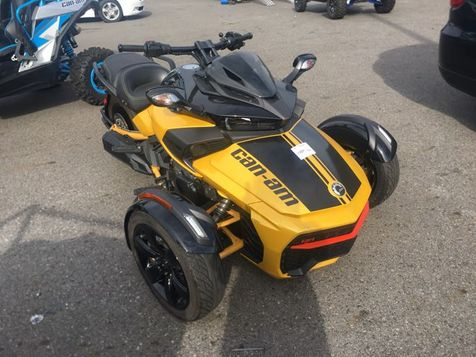 2017 Can Am SPYDER F-3  - John Gibson Auto Sales Hot Springs in Hot Springs, Arkansas