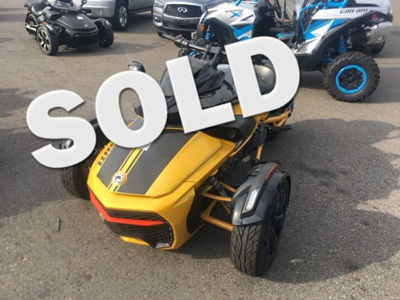 2017 Can Am SPYDER F-3  - John Gibson Auto Sales Hot Springs in Hot Springs Arkansas