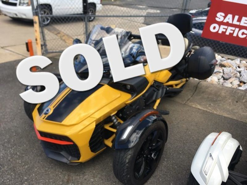 2017 Can-Am SPYDER F3  - John Gibson Auto Sales Hot Springs in Hot Springs Arkansas
