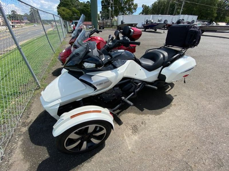 2017 Can-Am Spyder F3 Limited SE6   - John Gibson Auto Sales Hot Springs in Hot Springs Arkansas