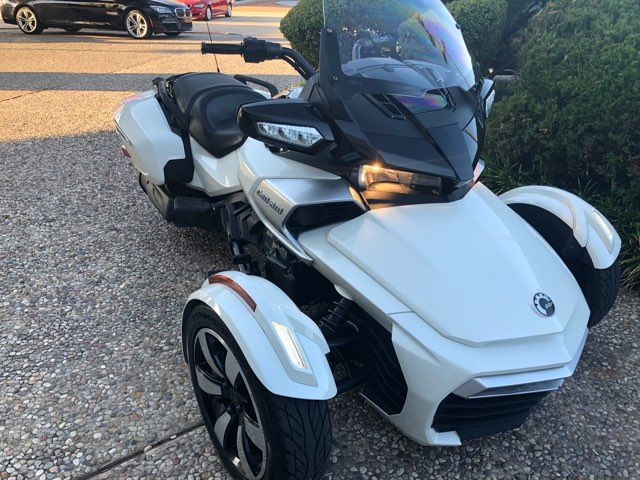 2017 Can-Am Spyder F3 in McKinney, TX 75070