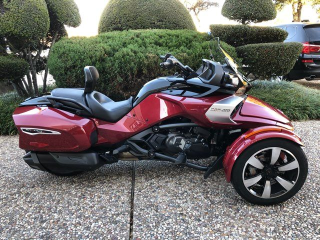 2017 Can-Am Spyder F3 S