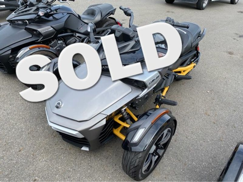 2017 Can-Am SPYDER  - John Gibson Auto Sales Hot Springs in Hot Springs Arkansas