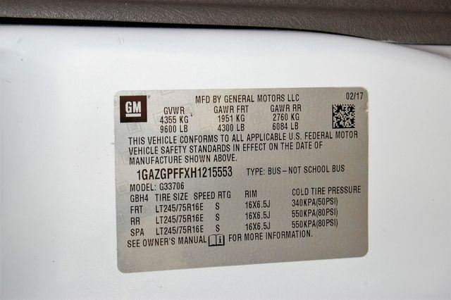 2017 Chevrolet 12 Pass LT Charlotte, North Carolina 20
