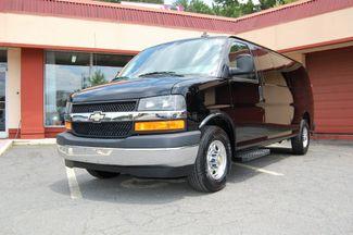 2017 Chevrolet 9 Pass. TV / DVD Charlotte, North Carolina 1