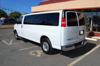 2017 Chevrolet 15 Pass. LT Charlotte, North Carolina 3