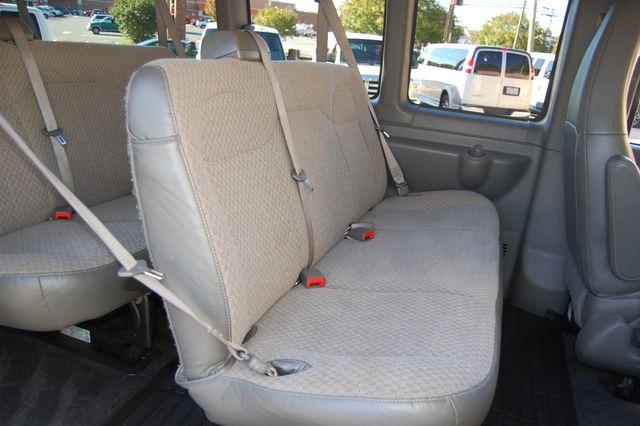 2017 Chevrolet 15 Pass. LT Charlotte, North Carolina 9