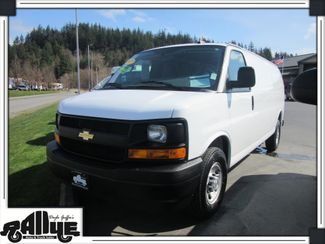 2017 Chevrolet 2500 Express Cargo Van in Burlington WA, 98233