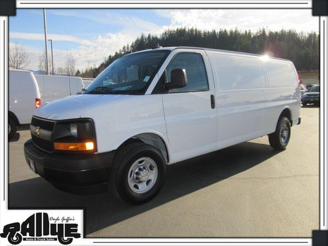 2017 Chevrolet 2500 Express Cargo Van