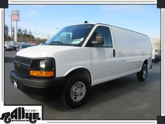 2017 Chevrolet 2500 Express Cargo Van in Burlington, WA 98233