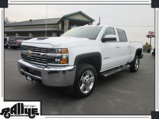 2017 Chevrolet 2500 HD LT C/Cab 4WD 6.6L Diesel in Burlington WA, 98233