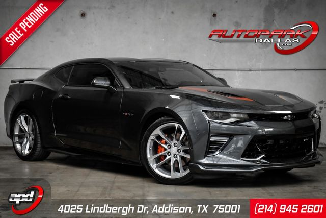 2017 Chevrolet Camaro 2SS Whipple Supercharged 50th Anniversary